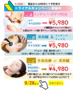 美容鍼灸 インディバ 浜松